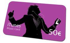 Sorteo EXPRESS de una Tarjeta iTunes Regalo de 50€