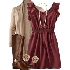 34 Beautiful Polyvore Combination Which Can Inspire | http://work-outfit-styles.lemoncoin.org