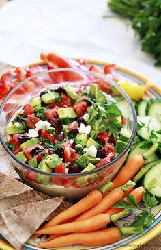 Vegetarian and vegan recipe blog for the whole family.