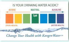 How Acidic Is Your Drinking WATER ?  http://www.bestalkalinewateronline.com #AlkalineWater #IonizedWater #BestAlkalineWater #KangenWater #IonizedAlkalineDrinkingWater #AlkalineWaterIonizers #WaterIonizerAlkaline #AlkalineWater #WaterIonizers #HealthyAlkalineWater #Enagic #BestAlkalineWaterOnline #Kangen