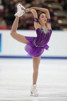 Rika Hongo(JAPAN) : All-Japan Figure Skating Championships 2014