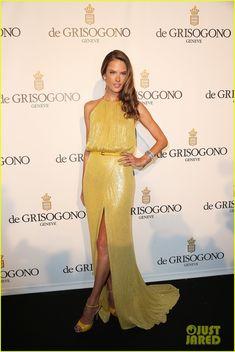 Alessandra Ambrosio: De Grisogono Cannes Film Festival Party! | alessandra ambrosio de grisogono cannes party 05 - Photo