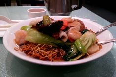 #chinesecuisine #chinesefood #中華料理 #かたやきそば #かた焼きそば #friednoodles #揚げそば http://w3food.com/ipost/1520657954024620306/?code=BUadlo2goES