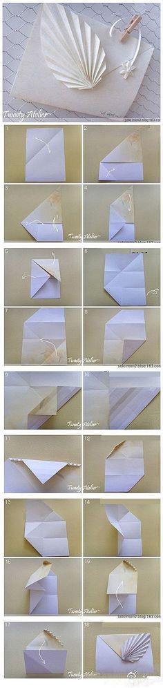 手工DIY 纸艺 回忆...