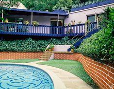 Artist David Hockney's West Coast Home Photos | Architectural Digest
