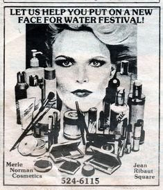 Makeup History, New Face, Norman, Cosmetics, How To Make, Beautiful, Art, Art Background, Kunst