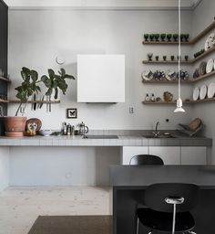 Still impressed by this home - via Coco Lapine Design