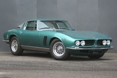 1966 Iso Grifo - Lusso GL 300 Serie I | Classic Driver Market