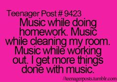 Yea but change working out to composing dance routines to songs I'd never dance to in real life. Yea thanks :p