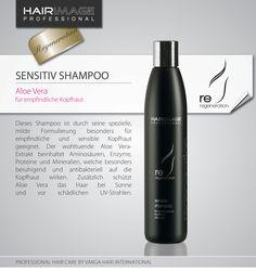 SENSITIV SHAMPOO - mit Aloe Vera - für empfindliche Kopfhaut