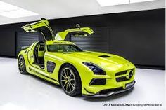 The Mercedes-Benz SLS AMG is a rare beast. The Mercedes-Benz SLS AMG Black Series is even rarer and even more beastly. So how do you make an SLS rarer and Mercedes Benz Sls Amg, Mercedes Car, Ferrari, Custom Mercedes, Daimler Ag, Car Manufacturers, Cool Cars, Dream Cars, Bicycles