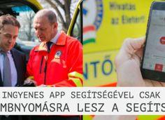 A mentők üzenik: Ősszel mindenki töltse le az életmentő alkalmazást App, Baseball Cards, Mint, Apps