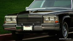 1984 Cadillac Fleetwood Brougham Coupe