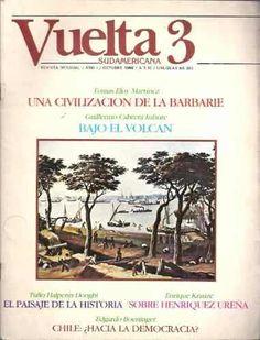 """Revista """"Vuelta"""" de Octavio Paz."""