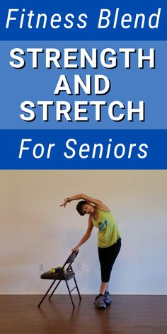 25 Minute Strength and Stretch Routine