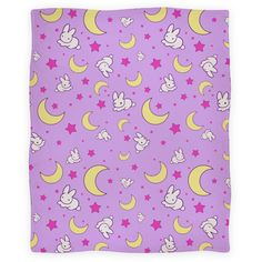 Sailor Moon Blanket | Blankets, Fleece Blankets and Throws | HUMAN (60x80)