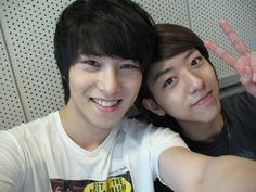 Lee Jungshin/jonghyun
