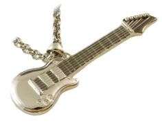 Rockys Pendant E-Guitar with Stone #gifts #music #thomann