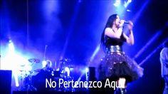 Never Go Back - Evanescence (español)