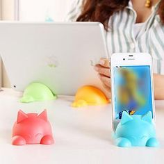 Cartoon Mobile Holder from #YesStyle <3 Home Simply YesStyle.com