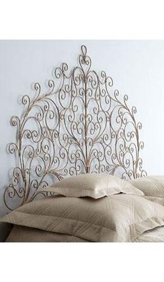 Ayesha Currys Gorgeous Dining Room Buys Wicker Headboardwrought Iron