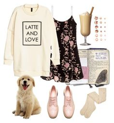 vanilla by glitterbatgirl-5sos on Polyvore featuring polyvore, fashion, style, UGG, H&M and clothing