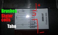 How to Use a Washing Machine Motor : 6 Steps - Instructables Electronics Basics, Electronics Projects, 12 Subwoofer Box, Robotics Books, Basic Electrical Wiring, Washing Machine Motor, Electronic Speed Control, Universal Motor, Electric Boat
