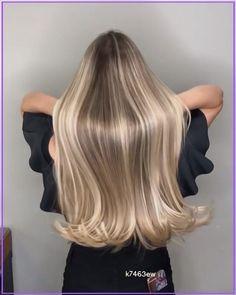 Balliage Hair, Wavy Hair, Kinky Straight Hair, Straight Bob Haircut, Hair Color Balayage, Ombre Hair, Blonde Balayage, Straight Weave Hairstyles, Curly Hair Styles