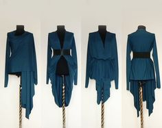 Convertible Infinity Wrap cardigan Jacket