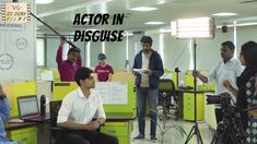 Actor in Disguise - The Bollywood Dreams | Hindi Short Film | Six Sigma ... Short Films, Bollywood, Entertaining, Dreams, Actors, Youtube, Youtubers, Funny, Youtube Movies
