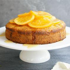 #RecipeoftheDay: Moist Orange Poppy Seed Cake by Three Littlies