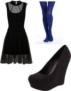 """Black Canary"" by the-geek-forge on Polyvore"