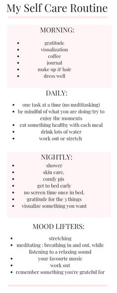 Self Care Bullet Journal, Vie Motivation, Self Care Activities, Care Quotes, Quotes About Self Care, New Energy, Self Improvement Tips, Self Care Routine, My Routine