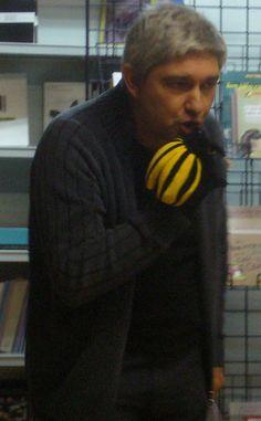 Espectáculo poético «A poesía é un globo» na Casa da Lectura, de Espazo Lectura (Gondomar), 2009.