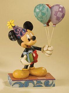 Figurine Disney Mickey Célébration Joyeuse