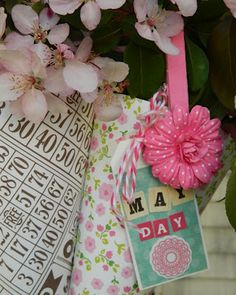 may day # spring# may baskets