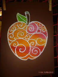 Výsledek obrázku pro podzimní malování s dětmi