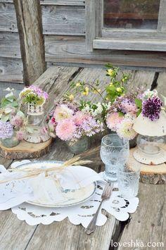 ゼクシィ掲載 / ラスティック / ナチュラルガーデン / ディスプレイ / テーブル / 装花 / ウェディング / 結婚式 / wedding / オリジナルウェディング / プティラブーシュカ / トキメクウェディング