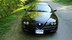 Lithuanian Alfa Romeo GTV