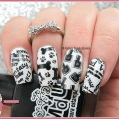 40 Great Nail Art Ideas - Hobbies - Betty's Beauty Bombs