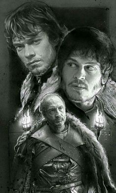 Theon, Ramsey and Roose