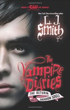 The Vampire Diaries: The Return: Shadow Souls I am currently reading this. I have the entire series on my nook