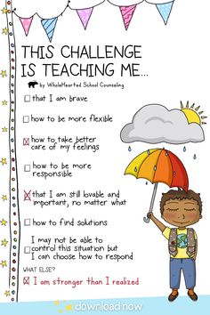 """The Calm Kids Activity Book is a low-prep personal Calm Corner Kit with over 100 interventions and exercises that promote self-awareness, mindfulness, emotion regulation, and social emotional learning, while helping you with classroom management. Families, it's a fun """"boredom buster"""" for kids at home. For SEL distance learning, share the no-prep Digital Calm Kids Activity Book on Google Slides™ with your students to use at home. Elementary Counseling, Counseling Activities, School Counseling, Emotional Child, Social Emotional Learning, Kids Activity Books, Book Activities, Coping Skills, Social Skills"""