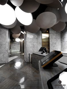 BRABBU is a design brand that reflects an intense way of living, bringing fierceness, strength and power into an urban lifestyle. Lobby Interior, Room Interior Design, Interior Design Inspiration, Interior Decorating, Decorating Ideas, Design Ideas, Hotel Room Design, Lobby Design, Ceiling Art