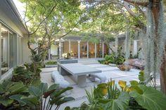 raymond jungles / residential garden, miami beach