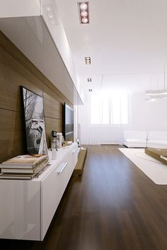 Apartment in the lines | Line Architects