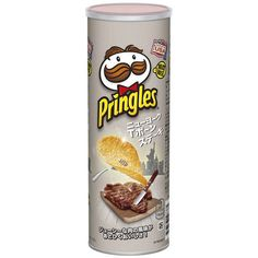 """Pringles""  New York T-Bone Stake, 110g Potato Crisps, Root Beer, Bones, New York, Japanese, Mugs, Food, Home, Convenience Store"