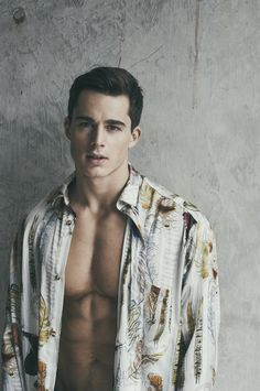 Pietro Boselli captured by the lens of Bartek Szmigulski and styled by Kamran Rajput, for the latest issue of Wonderland magazine.