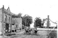 Main Street, Mosheim, Greene County, Tennessee