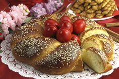 Rosca de Pascua, an essential Easter dessert - QueRicaVida.com